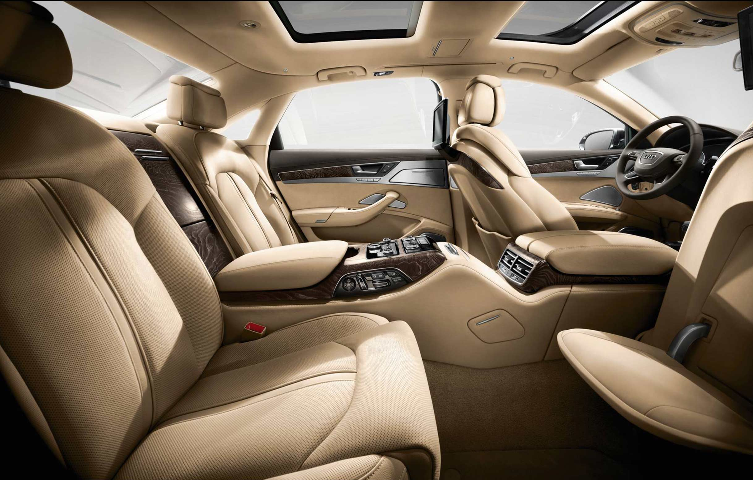 Audi A8 Concierge Croatia