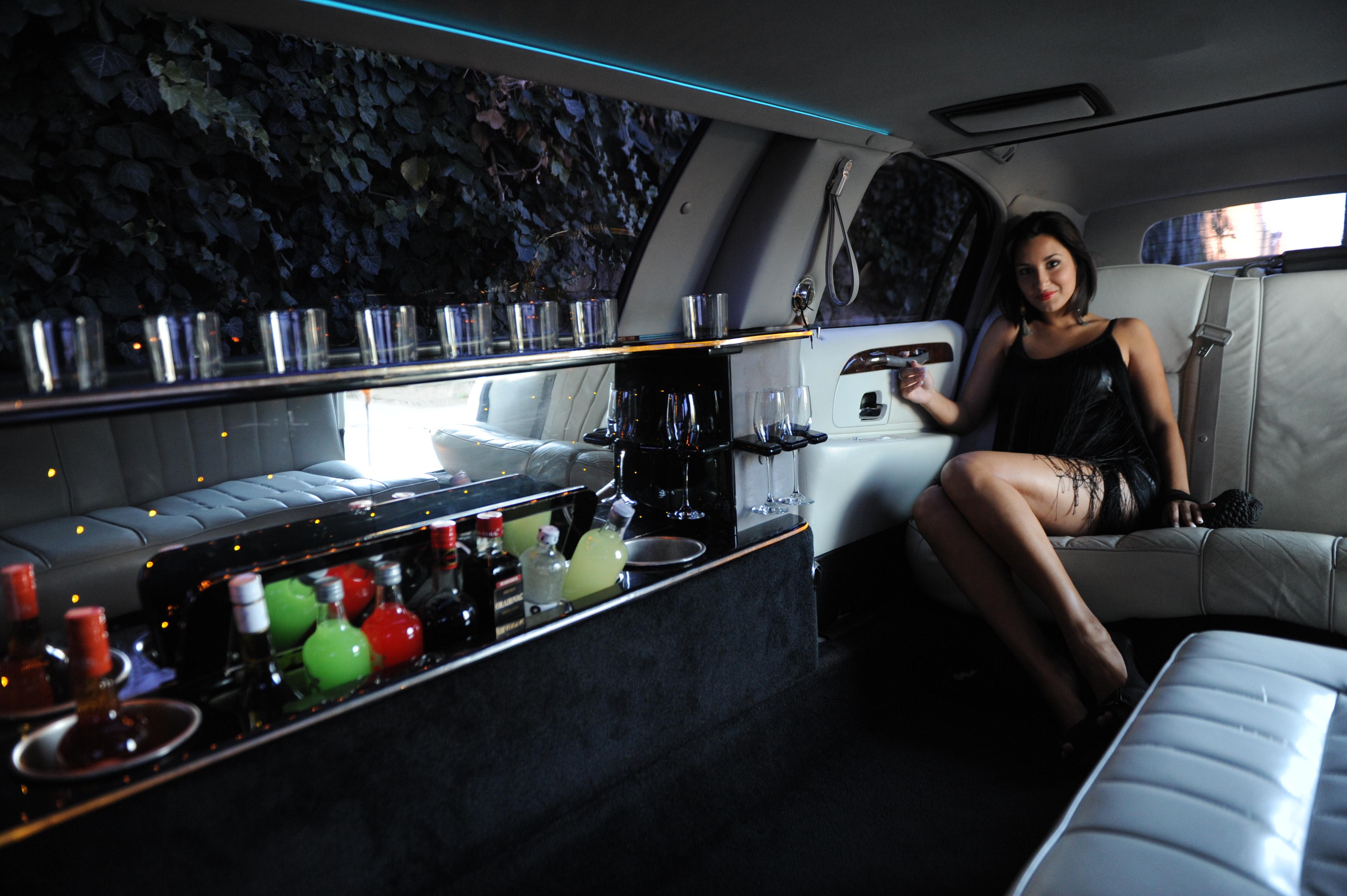 Stretch Limousine Lincoln Towncar 10 M Concierge Croatia